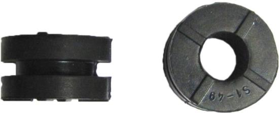Picture of Grommet OD 22mm x ID 10mm x Width 12mm (Rubber) (Per 10)