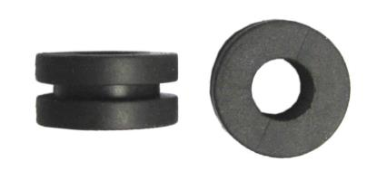 Picture of Grommet OD 20mm x ID 9mm x Width 10mm (Rubber) (Per 10)