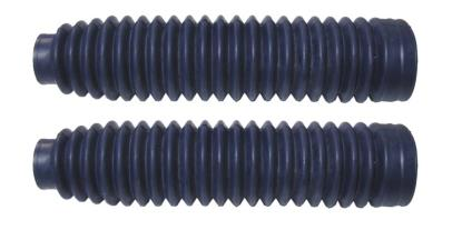 Picture of Fork Gaitors Medium Blue 245mm Long Top 30mm Bottom 60mm (Pair)