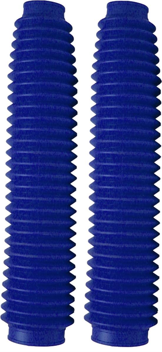 Picture of Fork Gaitors Large Blue 350mm Long Top 40mm Bottom 60mm (Pair)