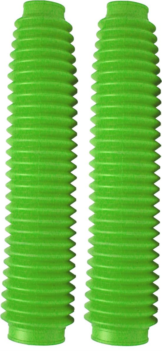 Picture of Fork Gaitors Large Green 350mm Long Top 40mm Bottom 60mm (Pair)