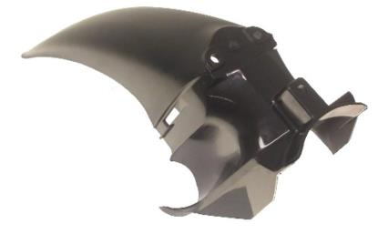 Picture of Front Mudguard (Rear Section) for 2010 Honda ANF 125 Innova