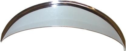 Picture of Headlight Visor for 310190 or 310195 Bates 5.75""