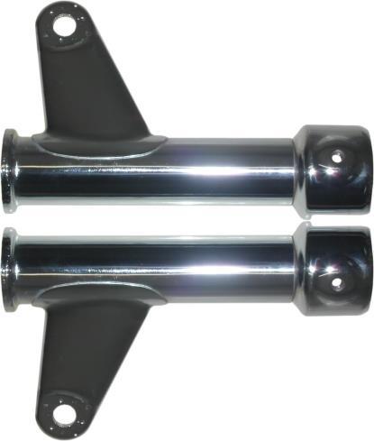 Picture of Headlight Brackets Chrome to fit Honda CM125 Custom (Pair)