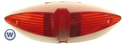 Picture of Rear Light Lens Peugeot Speedfight 2 (50cc & 100cc)