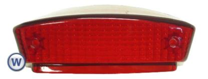 Picture of Rear Light Lens Malaguti F12