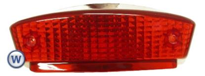 Picture of Rear Light Lens Derbi Senda