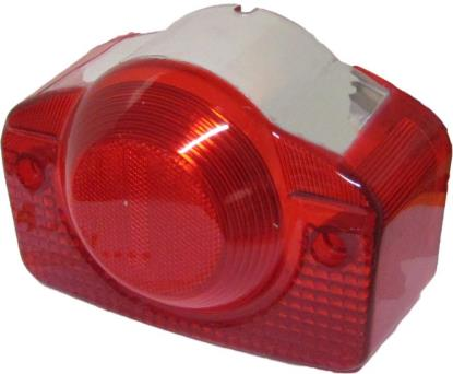 Picture of Rear Light Lens Honda CB100-750 up to 1982