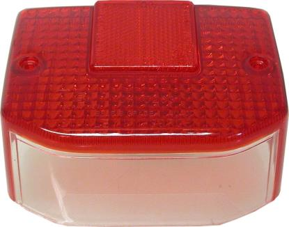 Picture of Rear Light Lens Honda C90G Cub