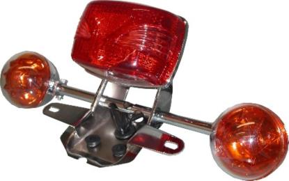 Picture of Complete Taillight Honda CM125