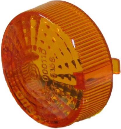 Picture of Indicator Lens Aprilia 50 Round(Amber)