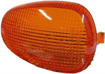 Picture of Indicator Lens Aprilia RSV1000 Mille Front & Rear(Amber)