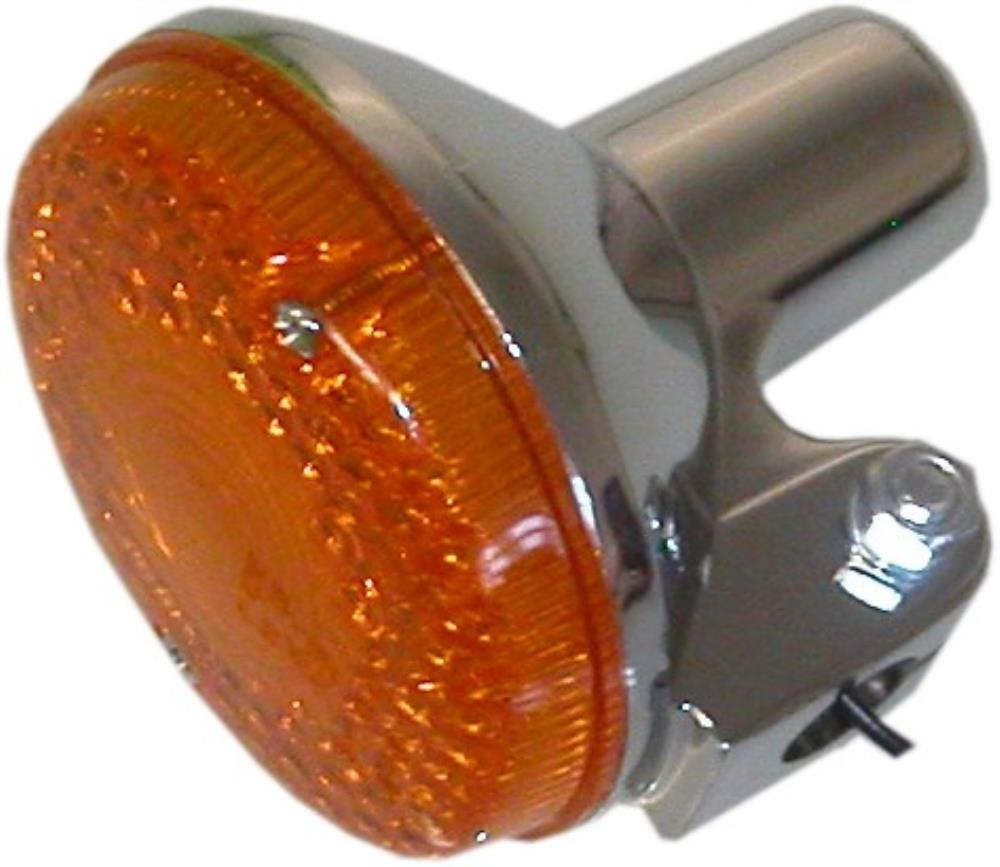 2X For Kawasaki KLR650 KL650A KLR600 KL600A KL600B Rear Turn Signals Europe type