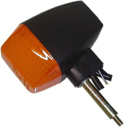 Picture of Complete Indicator Kawasaki GPX600, GPZ600, GPX750R Front(Amber)