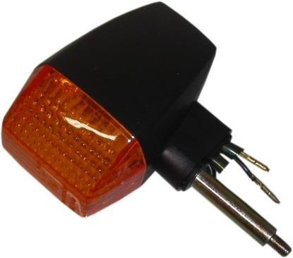 Picture of Complete Indicator Kawasaki GPZ900, GPZ750R, GPZ400, ZRX1200 Rear, GPX600