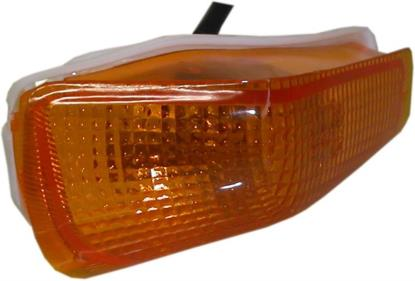 Picture of Complete Indicator Kawasaki ZX10 B1, 2 Front Left(Amber)