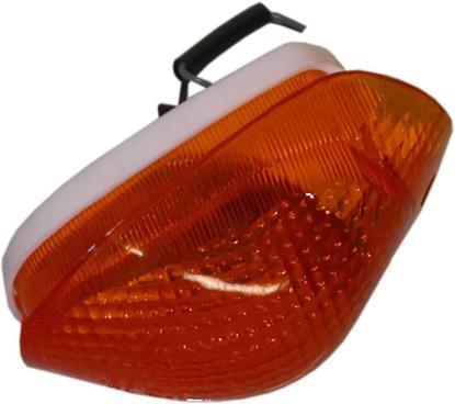 Picture of Complete Indicator Kawasaki ZZR1100C1-7 Front Left(Amber)