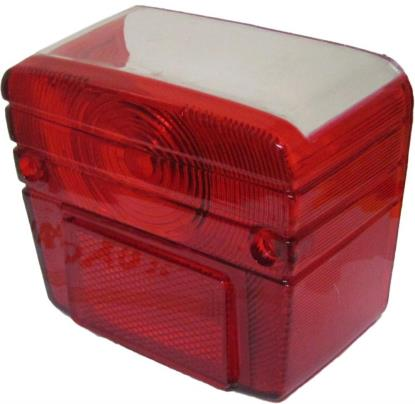Picture of Rear Light Lens Kawasaki AE50, AE80, AR50, AR80
