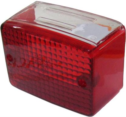 Picture of Rear Light Lens Kawasaki AR125, KE125, MX125