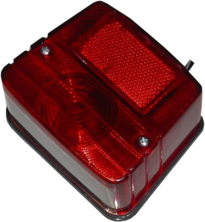 Picture of Complete Taillight Kawasaki AR50, AR80