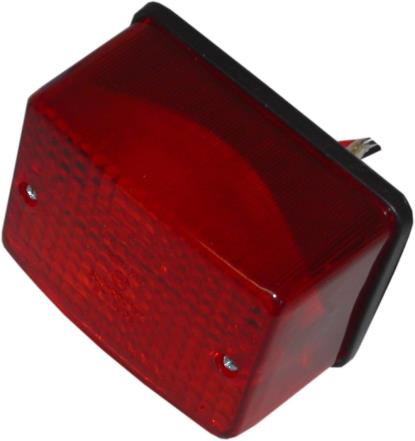 Picture of Taillight Complete for 1980 Kawasaki KE 125 A7