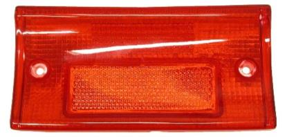 Picture of Rear Light Lens Suzuki AH50 Address