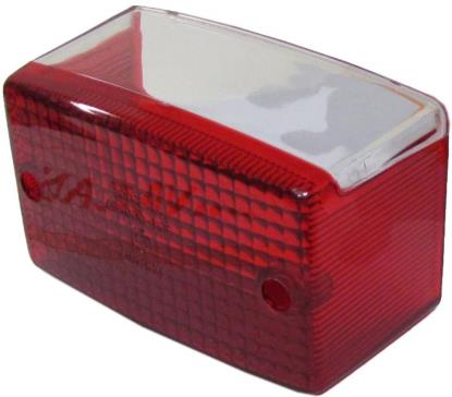 Picture of Rear Light Lens Suzuki TS50X, TS125X, RGV250