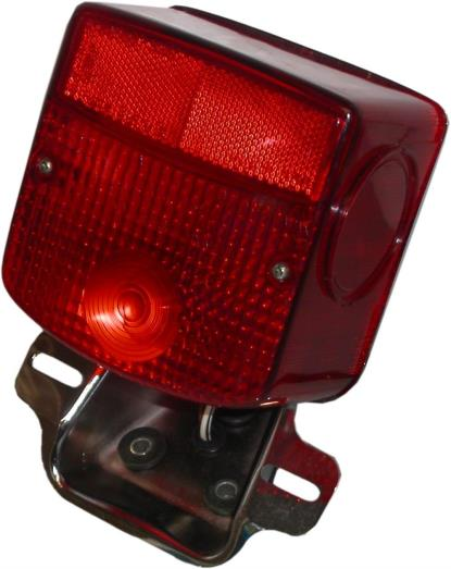 Picture of Complete Taillight Suzuki X7, X5, SP400 including bracket