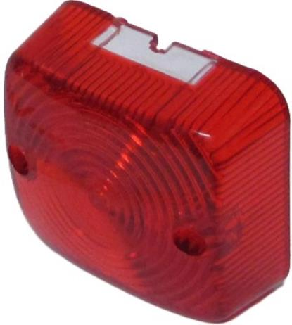 Picture of Rear Light Lens Universal TwinType Square
