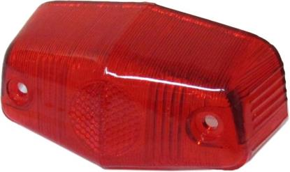 Picture of Rear Light Lens Mini Lucas
