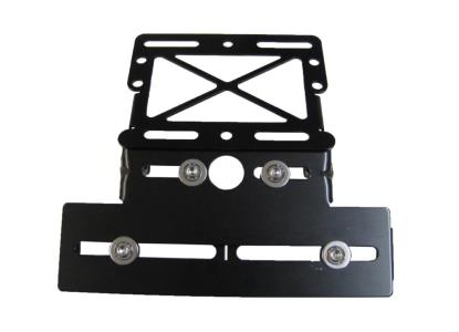 Picture of Complete Taillight Bracket Universal & Adjustable Black