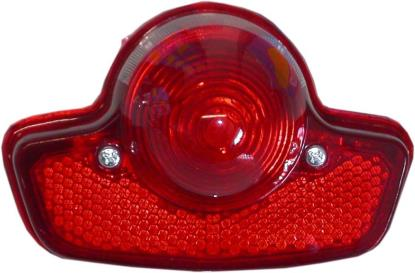 Picture of Complete Taillight Lucas fits 1963-1972 Models