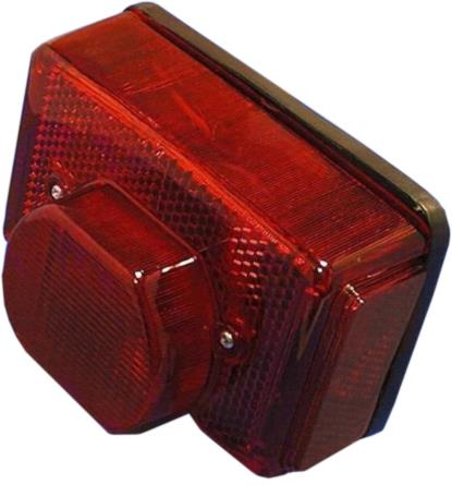Picture of Complete Taillight Lucas fits 1972-1984 Models