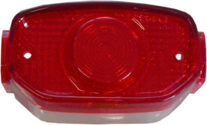 Picture of Rear Light Lens Yamaha MS50, New FS1