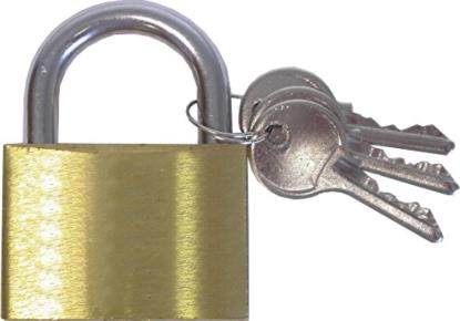 Picture of Lock Brass Padlock