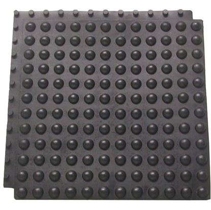 Picture of Floor Bubblemat 30cm x 30cm Black makes the floor non-slip