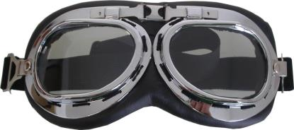 Picture of Goggles 'Red Baron'(Not BS Stamped) Clear Lens