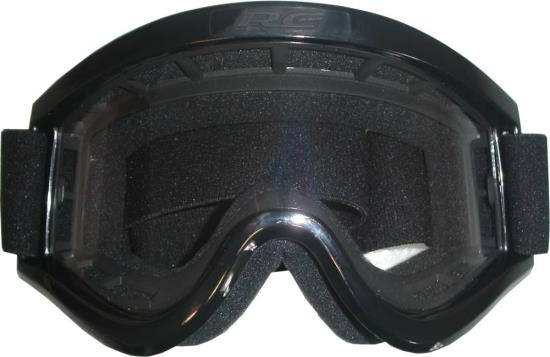 Picture of Goggles Off Road Motocross Black