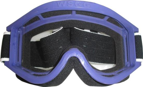 Picture of Goggles Off Road Motocross Purple