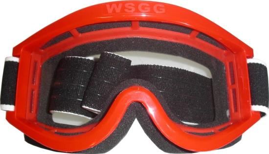 Picture of Goggles Off Road Motocross Red