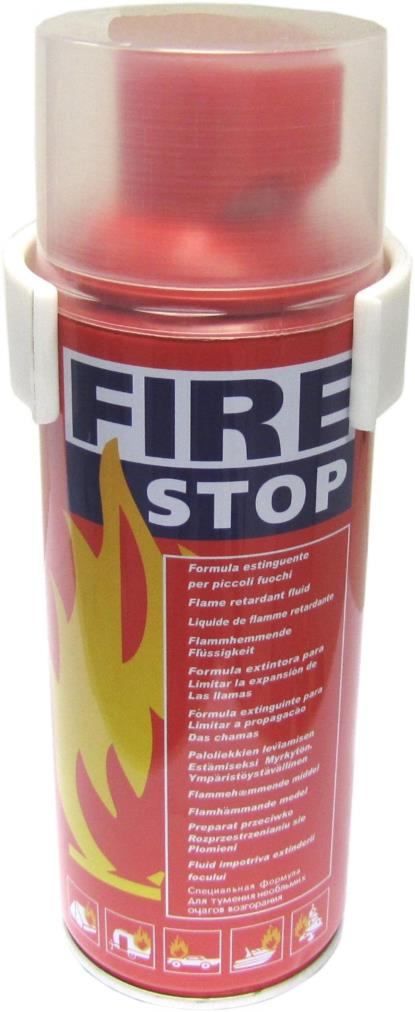 Picture of Fire Stop(Flame Retardant Fluid) (300ml)