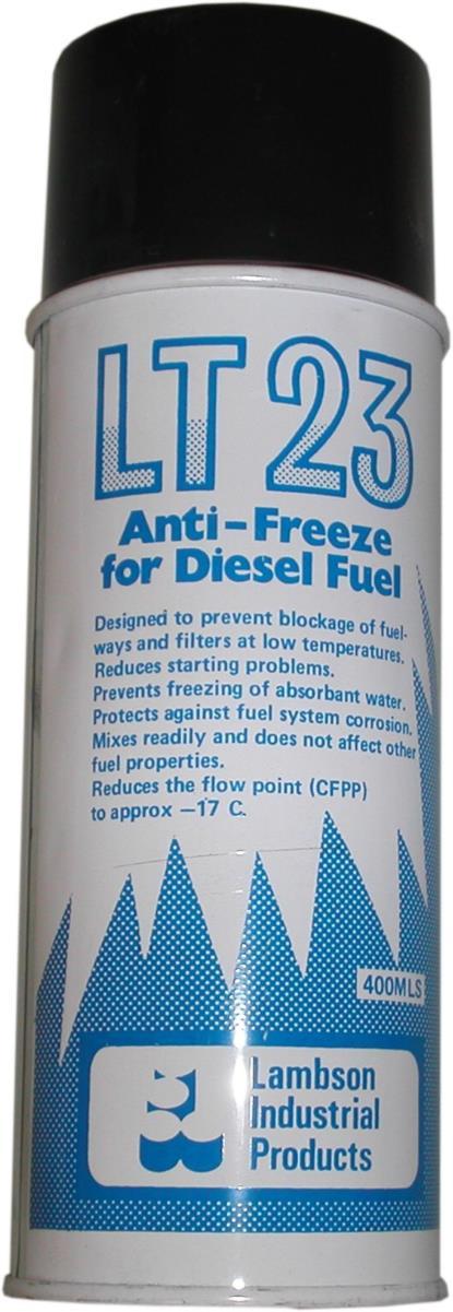 Picture of Diesel Fuel Antifreeze LT23 (400ml)