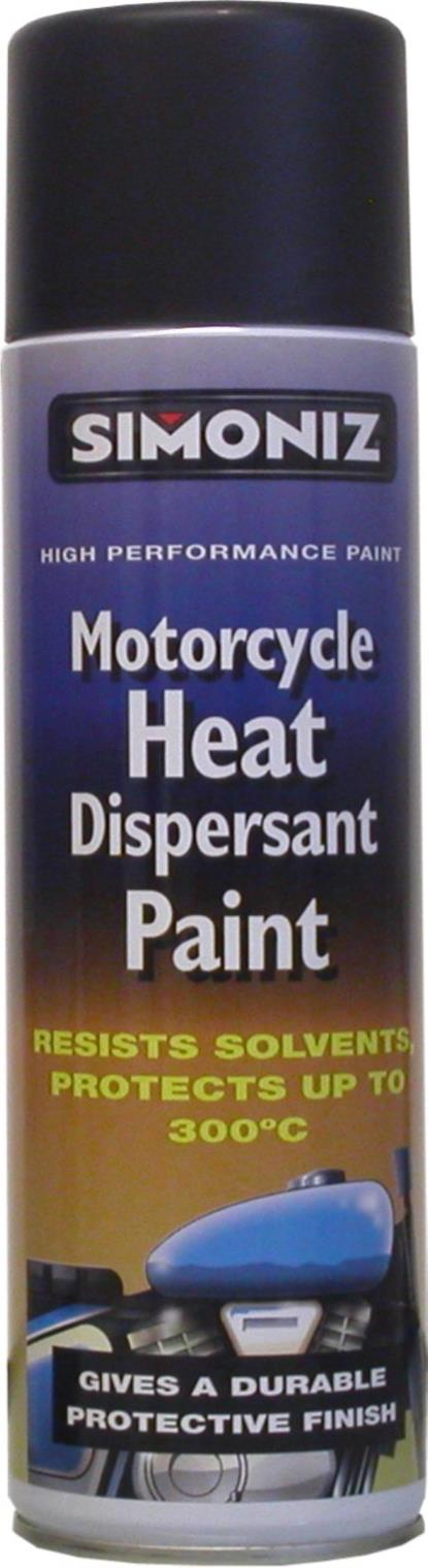 Picture of Simoniz Black Heat Dispersant (500ml)