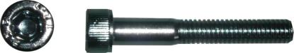 Picture of Screws Allen 8mm x 70mm(Pitch 1.25mm) (Per 20)