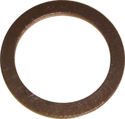 Picture of Washers Copper 18mm x 24mm x 1.5mm (Per 50)