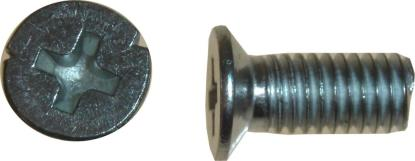 Picture of Screws Countersunk 5mm x 8mm(Pitch 0.80mm) (Per 100)