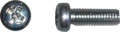 Picture of Screws Pan Head 5mm x 16mm(Pitch 0.80mm) (Per 20)