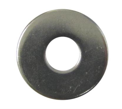 Picture of Washers Penny Stainless Steel 4mm ID x 12mm OD (Per 20)