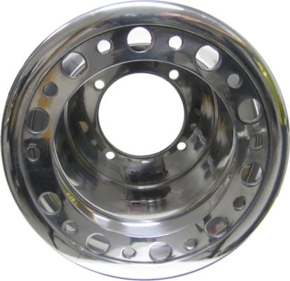 Picture of ATV Wheel 8x8, 3+5, 4/110 Polished