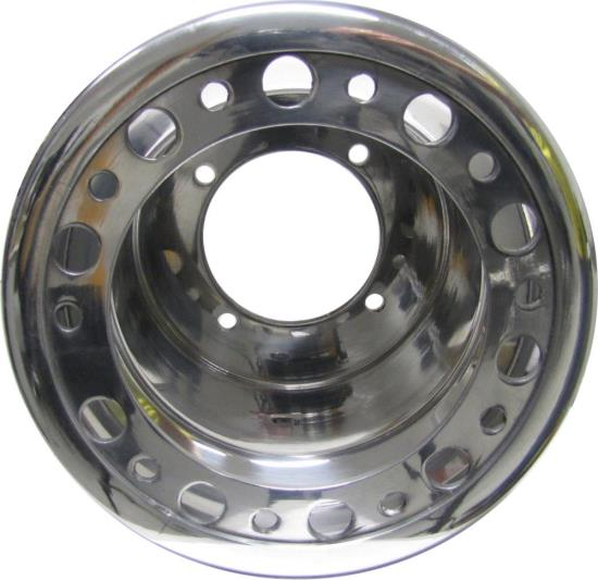 Picture of ATV Wheel 8x8, 3+5, 4/115 Polished